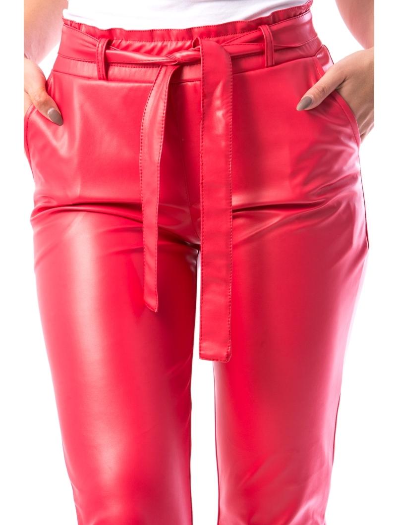 Pantaloni Dama GhjTy17 Rosu   angrozenda.ro