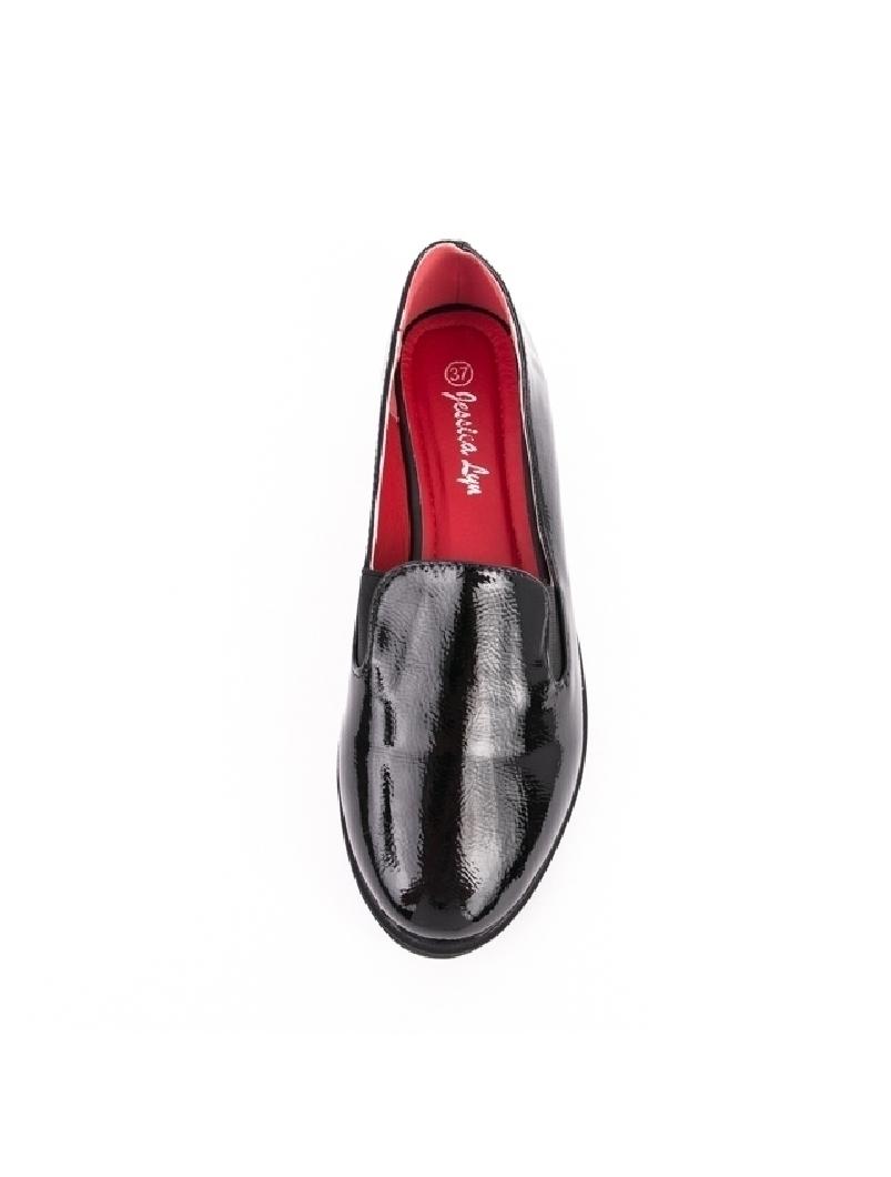 vânzarea de încălțăminte pantofi de temperament ceas Pantofi Dama Luciosi For You Negru